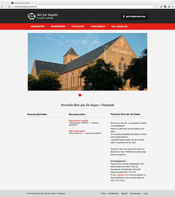 WEBSITE: parochiesintjanoostende.be