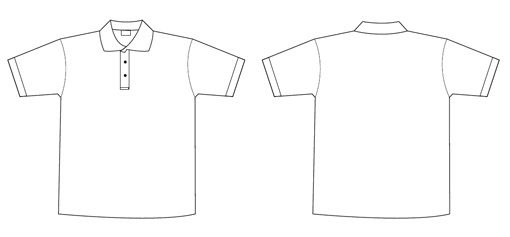 I Went For A Boxy Template And Style When Traced It Felt Like This Is How Shirt Design Real Company Would Look