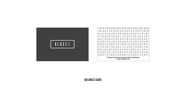 identity logo Clothing brand