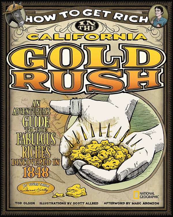 a history of the california gold rush in the united states