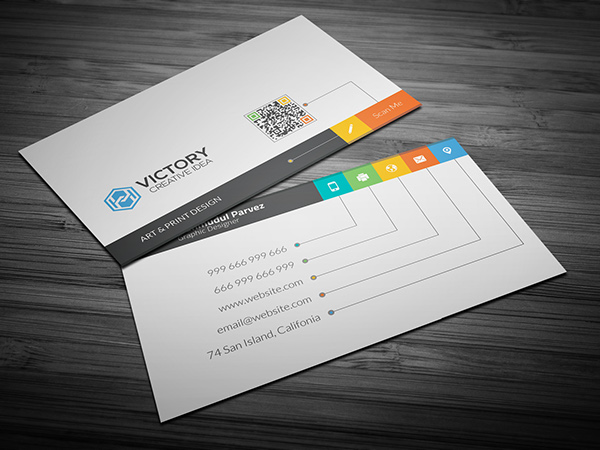 Free i creative business card on behance free creative business card do not fotget to wajeb