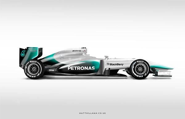 F1 2015 Livery Predictions On Behance