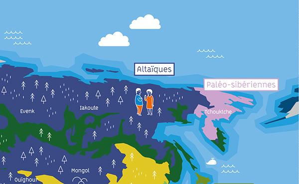 Carte Monde Europe Monde Centrée Sur L'europe