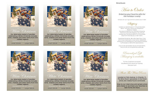 Brochure Layouts - click to view multiple on Behance