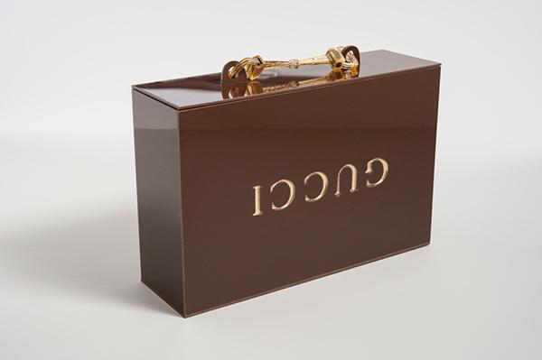 b4fea06b2d6 Gucci Shoe Box on Pratt Portfolios