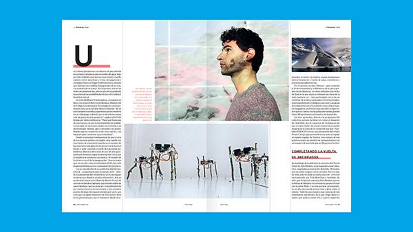 RETINA ELPAÍS #34 january 2021 - Art Direction