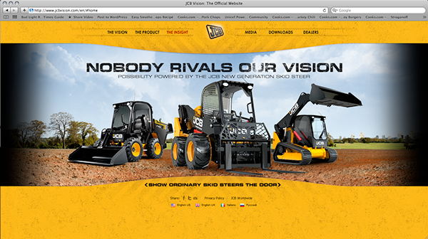 Construction Equipment Banners Back Drop Banners