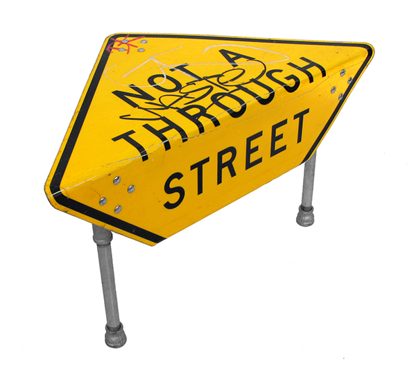 Street Sign Furniture 2 On Behance