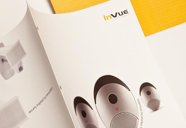 InVue Security Brand Program on Behance