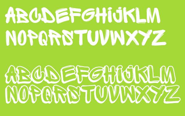 Sprite free font tag fourplus arsek erase fabric fontfabric bulgaria Cyrillic Latin