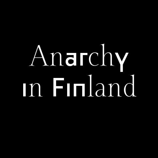 font poster english Finnish