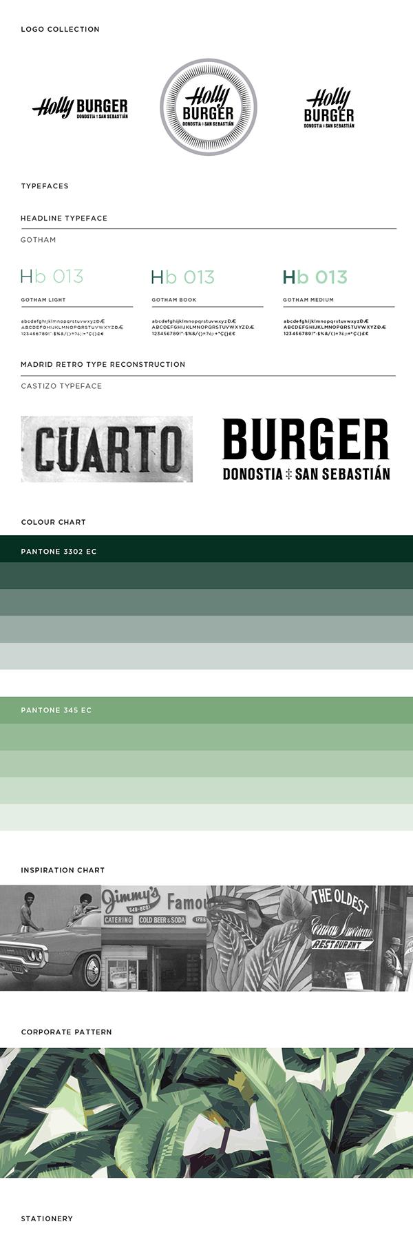 Holly Burger menu Manuel Astorga rodrigo aguade we are mast  mast  wearemast rodrigoaguade Classic logo flyer restaurant