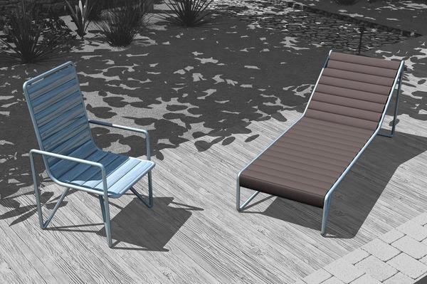 Emu Premium Outdoor Furniture December 2008 on Industrial Design Served