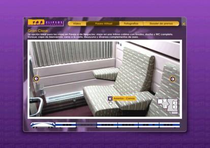 Paseo virtual para elipsos trenhotel on behance for Elipsos trenhotel
