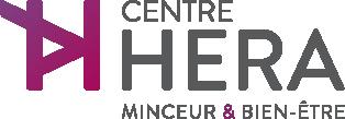 hera center medical pink purple store desk cards brochure car