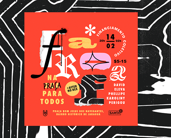 Farofa | Carnaval pra Todas