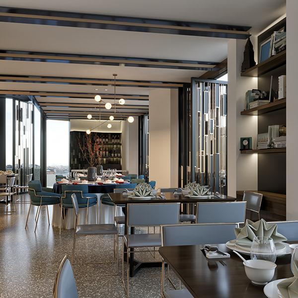 Restaurant Indochina _ DA VIsual