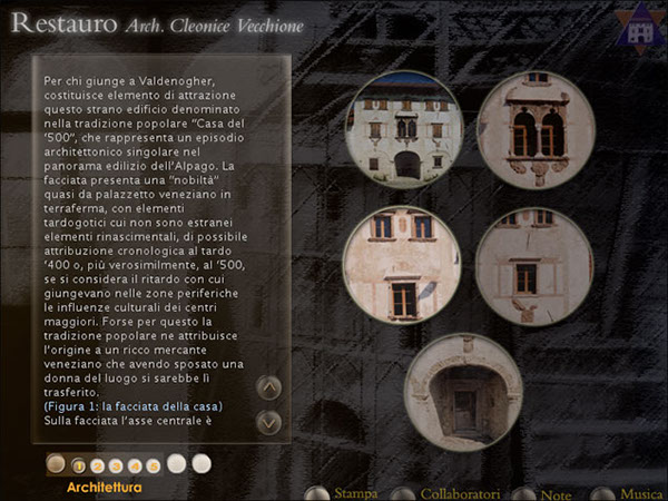 cdrom museo Casa dell'alchimista venezia