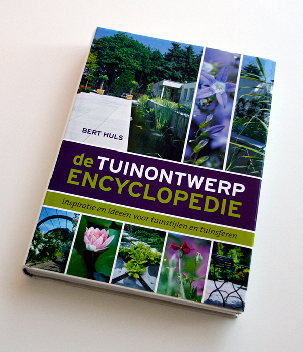De tuinontwerp encyclopedie bert huls 2009 on pantone canvas gallery - Tuinontwerp ...