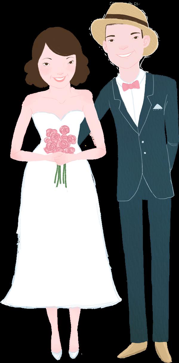 wedding people digital Love