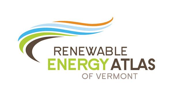Renewable Energy Flex interface GIS map design Vermont