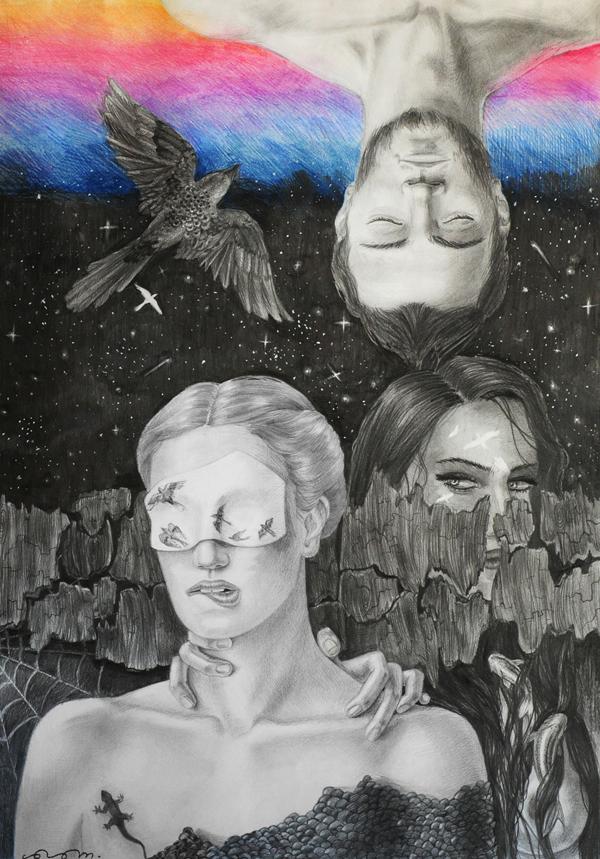 Moods by Ana Miminoshvili
