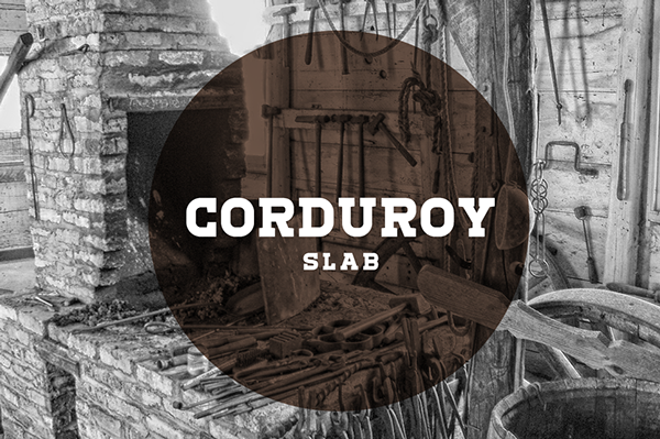 Corduroy Font Download