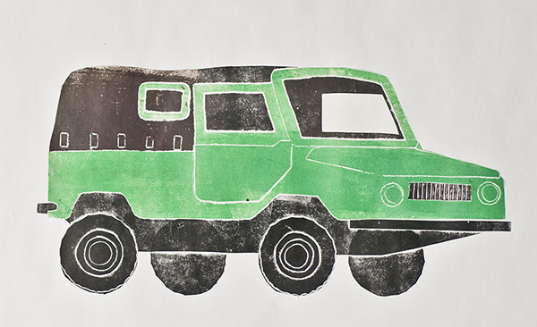 Cars project on Behance