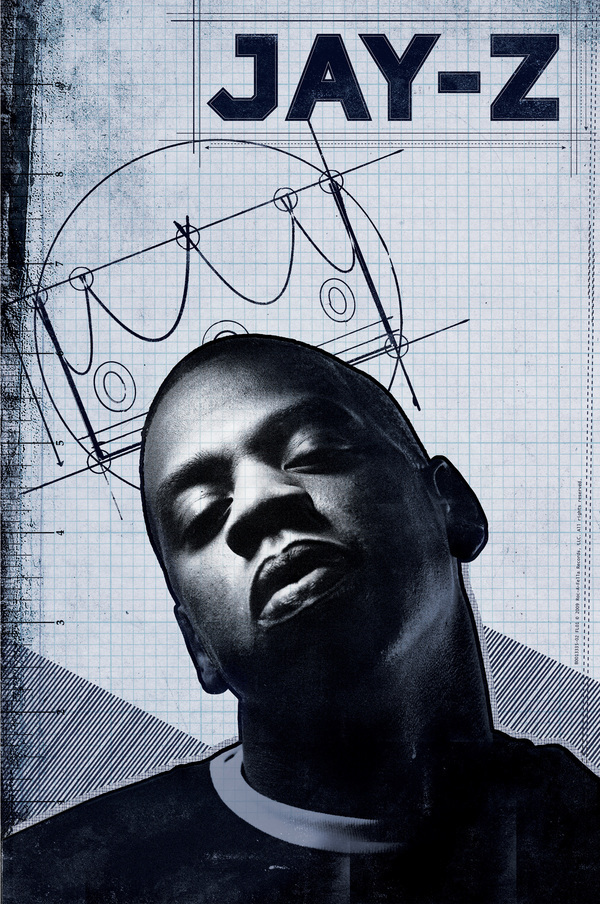 Jay z blueprint box on behance malvernweather Choice Image