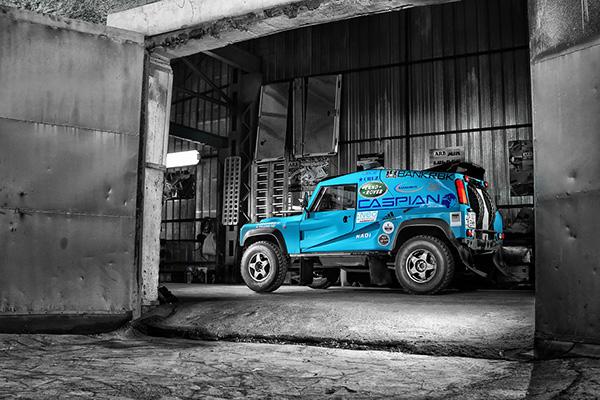 Bowler Wildcat 200 Comp Safari Rally Raid: Bowler Wildcat 200 Td5 On Behance