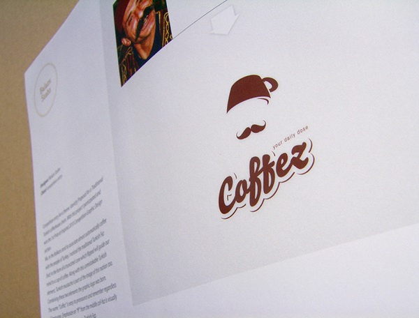 book publication featured logo identity sign Icon Coffee brand turkish