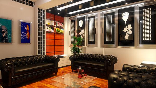 etude et ralisation salon ultra moderne alger wwwfoxnascom - Salon Ultra Moderne