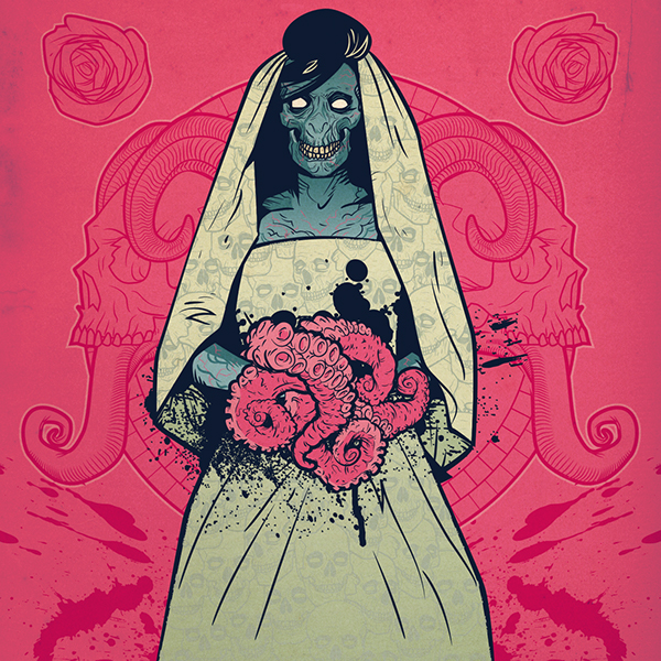 Bride of the Deep by Nik Holmes