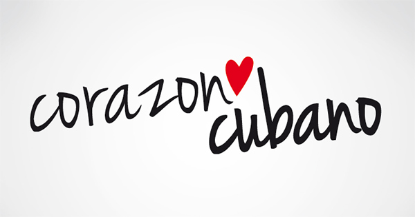 Corazon Cubano Logo Wall Painting On Behance