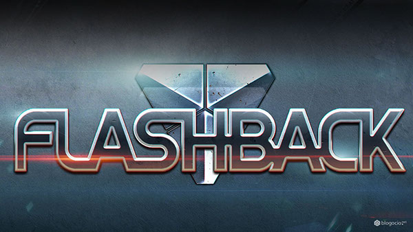 Flashback origins video game ubi soft