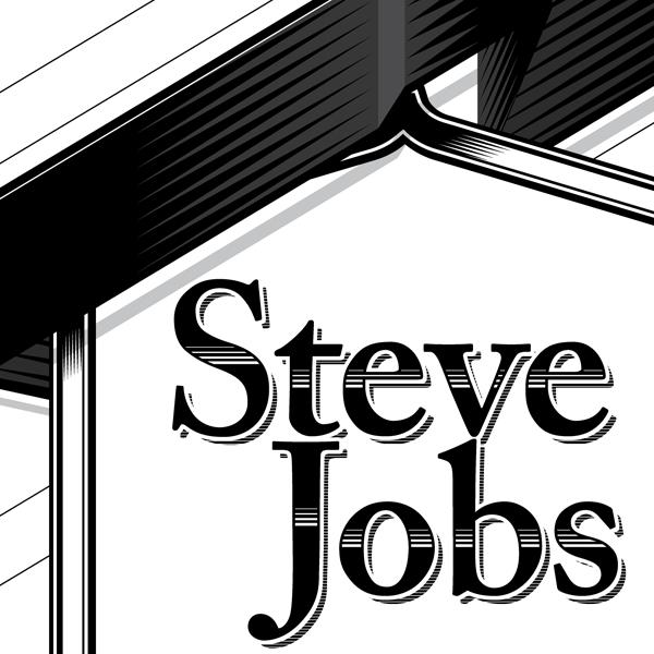 lettering tipografia miguel hernandez avance creativo Steve Jobs Wallpapers fine art