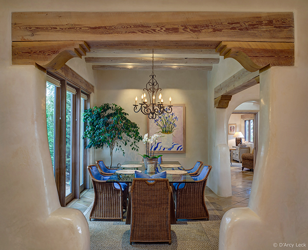 Southwest Adobe Home Interior Design Photography On Behance, Home Designs