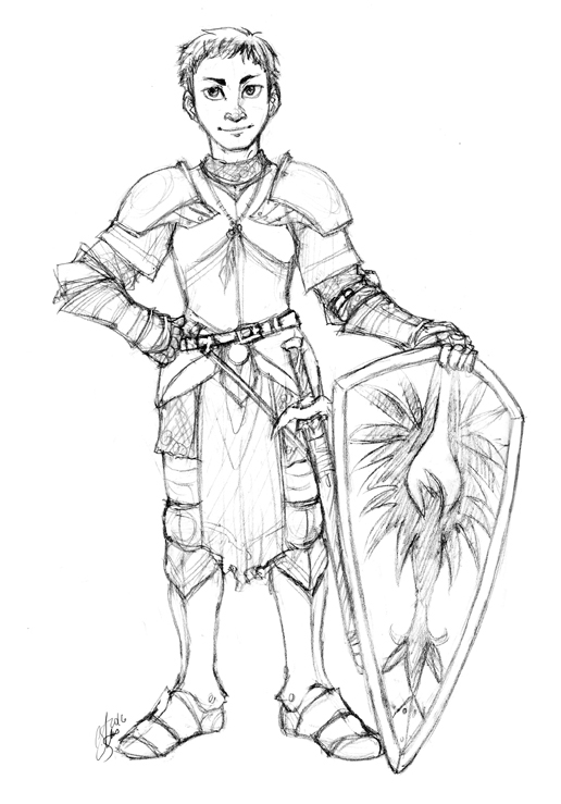 haikyuu sketches fantasy outfit design