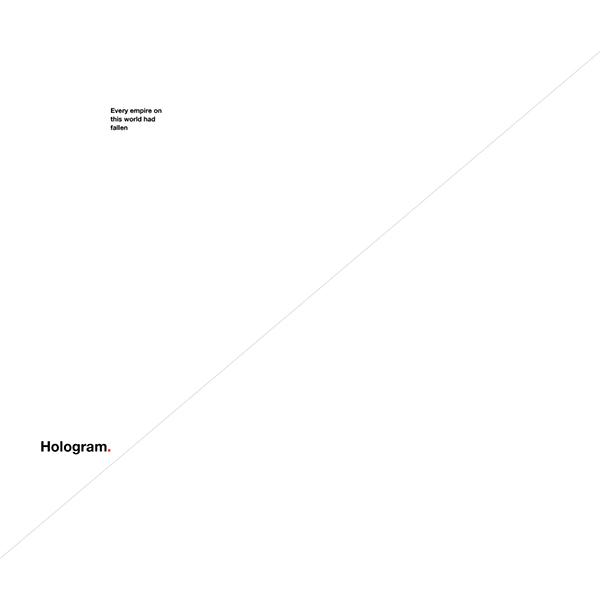 hologram simple iphone Responsive community Movies Cinema iPad ux