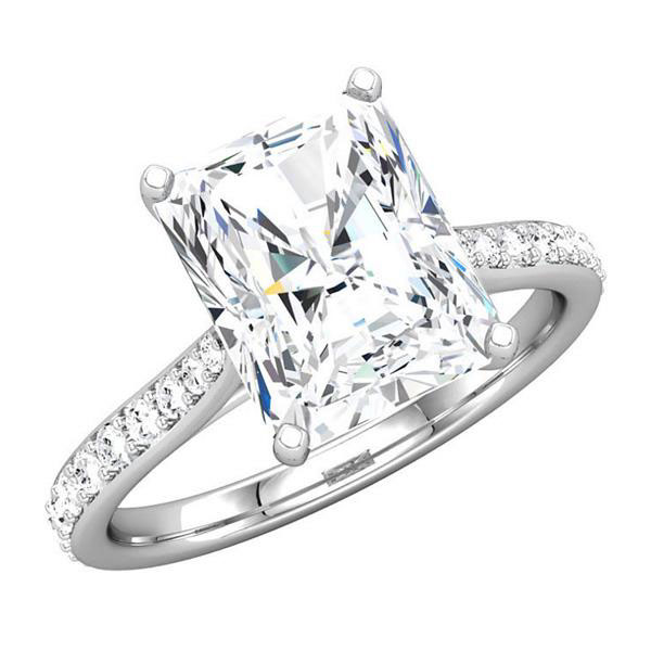 los angeles engagement rings by mybridalring on