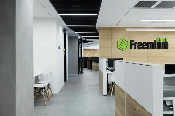 Free Office PSD Mockup Vol 10