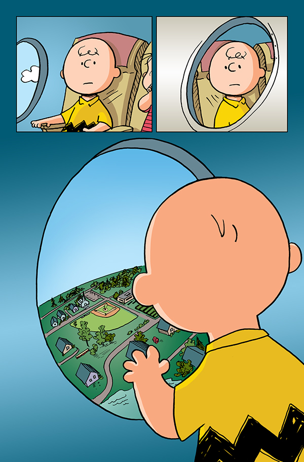 It S Tokyo Charlie Brown On Sva Portfolios