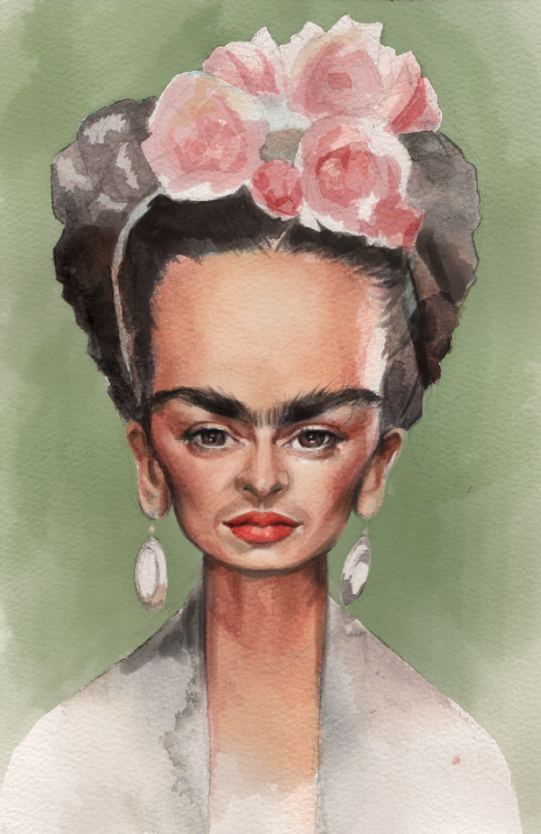 frida kahlo character Fashion as the art of being is a vibrant tribute to frida kahlo's bold character, style, and art  frida kahlo: fashion as the art of being - $19500.
