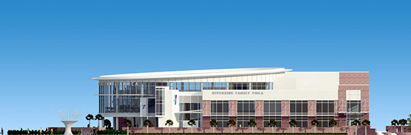 Elevation Plan Ymca : Riverside ymca on the art institutes portfolios