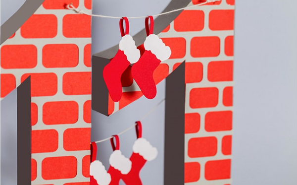 Typography Advent Calendar : Advent calendar on typography served