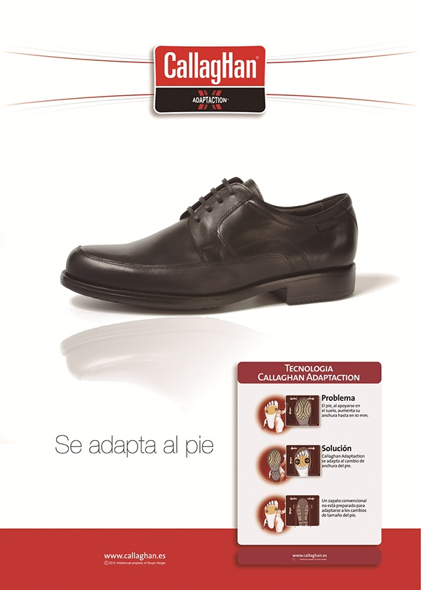Lite by Callaghan the most comfortable business shoe on ...