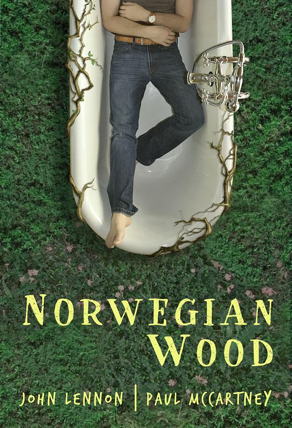 Norwegian Wood on AIGA Member Gallery
