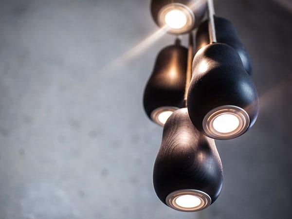 pendant lamp  design lamp porzellan lamp babula lamp  krools lamp matreshka form