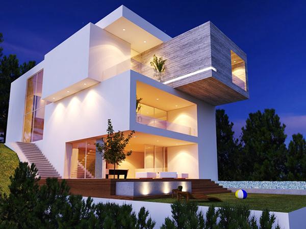 Toscana House On Behance
