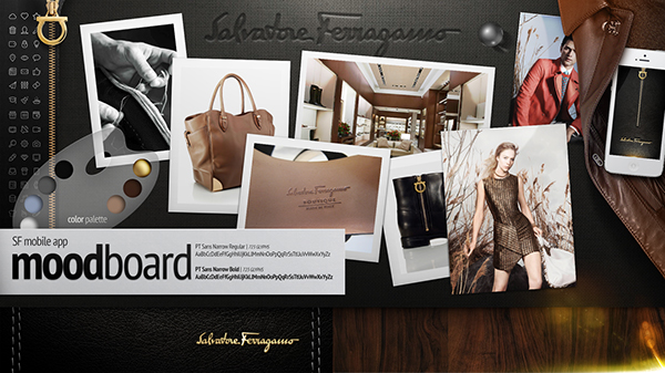 Florence,firenze,bags,shoes,app,app design,mobile,Salvatore Ferragamo,Ferragamo